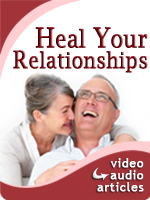 Heal Your Relationships - Free Resources from Dr. Miller