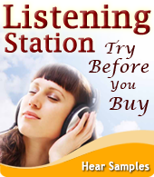 Listening Station | Sample Guided Imagery Programs