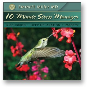 Ten Minute Stress Manager CD