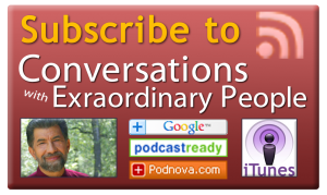 Subscribe to Conversations with Extraordinary People Podcast