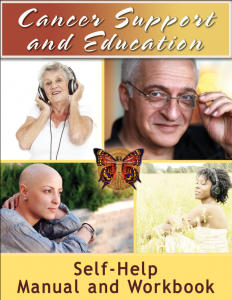 Cancer Support and Education Manual