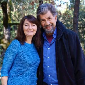 Elisa Parker and Dr. Miller
